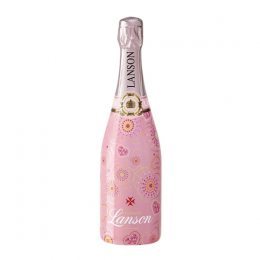 Lanson Rose Pink Coated